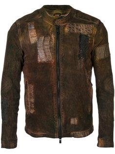 лоскутная куртка Giorgio Brato