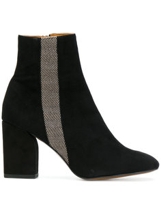 ботинки с контрастной полосой Castañer