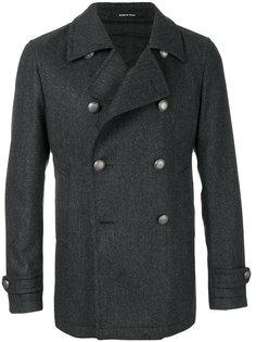 двубортное пальто на пуговицах Tagliatore