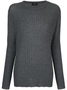 свитер с ребристой фактурой G.V.G.V.