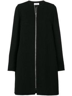 пальто на молнии  Courrèges