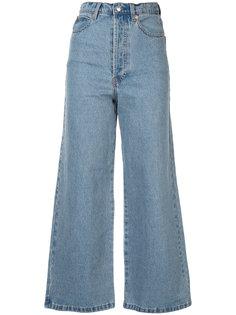 широкие джинсы Solace London