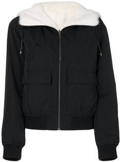куртка-бомбер  Army Yves Salomon