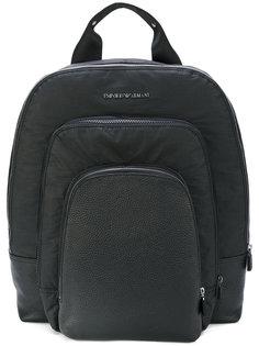 рюкзак с несколькими отделениями Emporio Armani