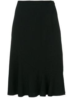 расклешенная юбка Alberta Ferretti