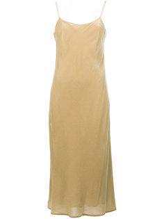 платье на бретельках Vince