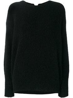 свитер из альпаки Claire Lareida