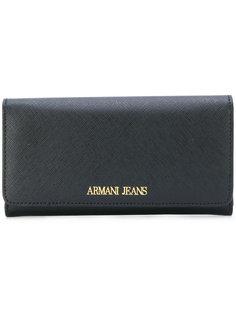 кошелек с логотипом Armani Jeans