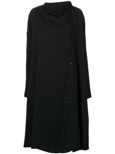 платье-кейп  Yohji Yamamoto