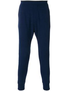 спортивные брюки свободного кроя Dsquared2
