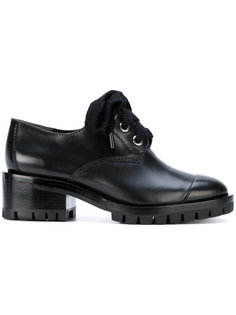 туфли со шнуровкой на массивной каблуке 3.1 Phillip Lim