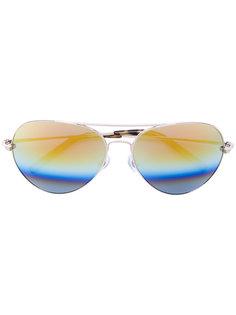 солнцезащитные очки-авиаторы Matthew Williamson
