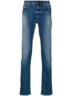 джинсы узкого кроя 7 For All Mankind