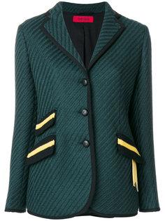 пиджак в рубчик The Gigi
