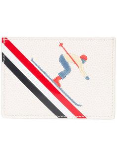 визитница Skier Thom Browne
