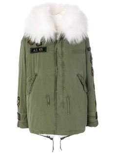 куртка с вышивкой  As65
