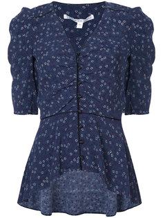 Hayden blouse  Veronica Beard