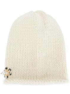 декорированная шапка Inverni