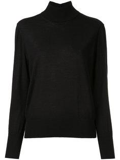 пуловер с отворотом  Astraet