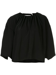 расклешенная блузка Astraet