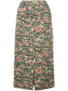 юбка с цветочным принтом Astraet