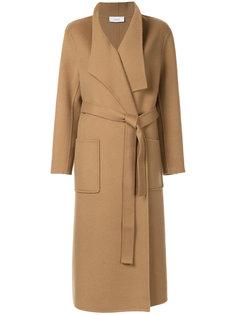 пальто с капюшоном Astraet