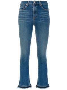 """укороченные джинсы-""""скинни"""" Rag & Bone /Jean"""