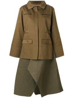 многослойное пальто  Pinghe