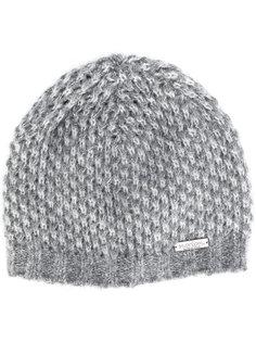 вязаная шапка-бини Norton