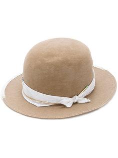 шапка с элементом банданы Nick Fouquet