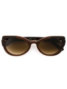 cat eye sunglasses Martha Medeiros