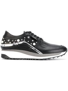 кроссовки с заклепками Karl Lagerfeld