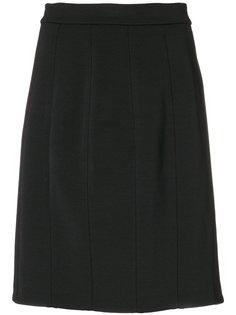 юбка до колен  Carven