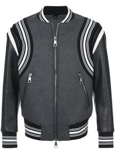 университетская куртка  Neil Barrett