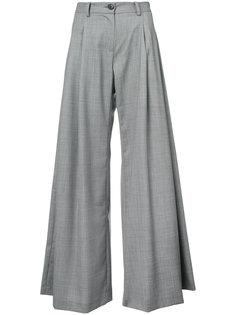 flared high waisted trousers Nili Lotan
