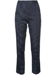 классические брюки с потертым эффектом Rosie Assoulin