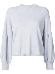 bishop sleeve sweater Tibi