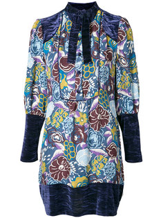 printed tunic dress  Anna Sui