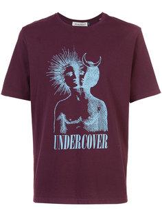 футболка с рисунком Undercover