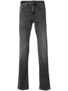 джинсы с отворотами Boss Hugo Boss