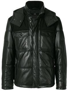 стеганая куртка Garrus  Boss Hugo Boss