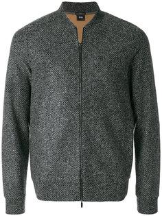 куртка-бомбер Salea Boss Hugo Boss