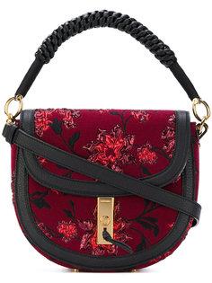 сумка на плечо с цветочным принтом Altuzarra