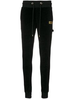 классические трикотажные брюки  Gcds