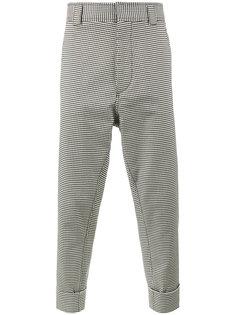 брюки с подвернутыми манжетами Rothko Haider Ackermann