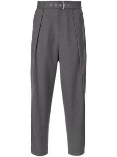 брюки с завышенной талией Guild Prime