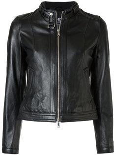 приталенная байкерская куртка Loveless