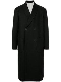 двубортное пальто 08Sircus