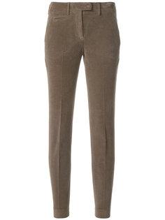 брюки скинни  Incotex