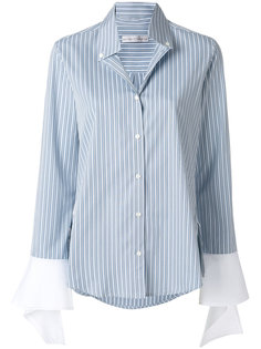рубашка с оборками на манжетах  Palmer / Harding